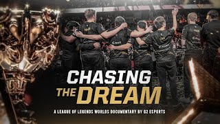 Worlds 2019 : « Chasing The Dream », le documentaire de G2 Esports