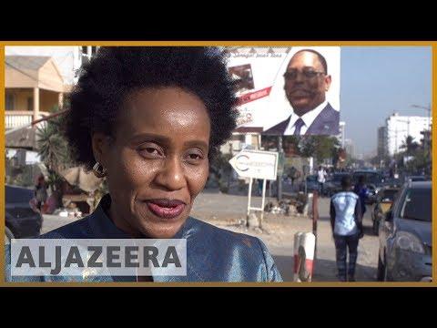 🇸🇳 Senegal presidential candidates appeal to female voters l Al Jazeera English