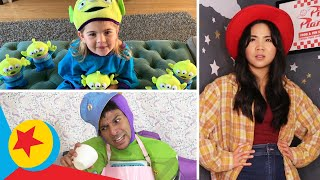 Pixar Fans Re-Create Iconic Toy Story Scenes | Pixar