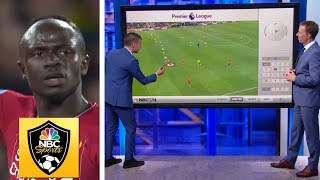 How Sadio Mane became Liverpool's game-winning weapon | Premier League Tactics Session | NBC Sports