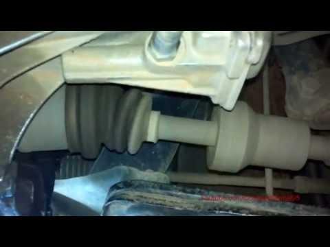 ¿Cómo funciona la transmisión de un coche de tracción delantera?  720p-HD