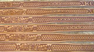 Groomsmans Custom Leather Belts
