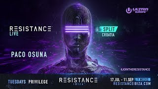 Paco Osuna - Live @ Ultra Europe 2018