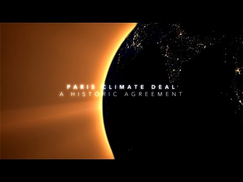 The Paris Agreement: the world unites to fight climate change