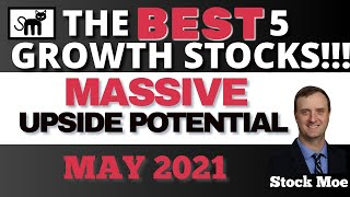 BEST STOCKS TO BUY NOW With BEST STOCKS TO INVEST IN 2021 May 2021 - Stock Moe