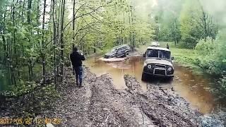 Off road Уаз, Нива, Паджеро мини, Тойота фораннер
