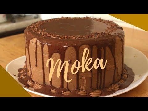 PASTEL CASERO DE MOKA | PASTEL DE CAFÉ