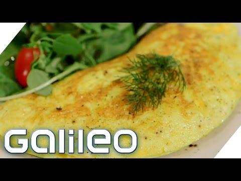 Das perfekte Omelett | Galileo Lunch Break