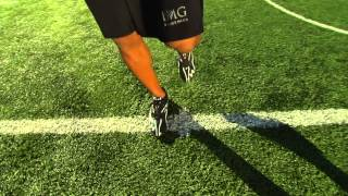 Dynamic Warmup - Footwork, Agility & Acceleration Series by IMG Academy (1 of 6)