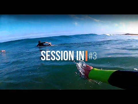 """POV SURFING """"SESSION IN #3"""" FRANCE"""