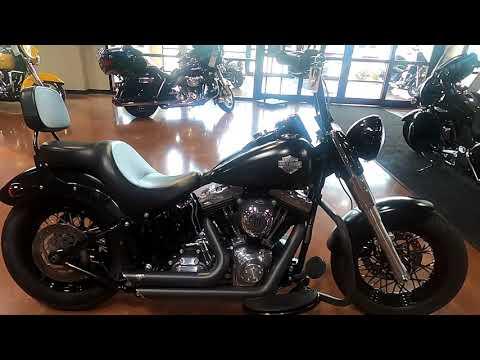 2016 Harley-Davidson Softail Slim 103 FLS103