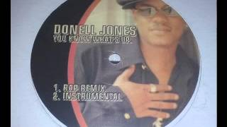 Donell Jones - U Know What's Up (Rap Remix)