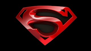 Superman Logo-Modeling