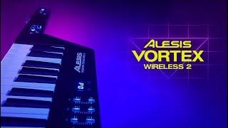 Alesis Vortex Wireless 2 - Video