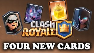 Heal Spell / Night Witch / Bats / Bandit Challenge ft. CWA | Update with New Cards