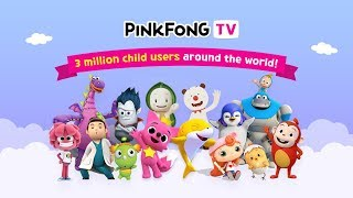 [App trailer] PINKFONG TV for Google Play