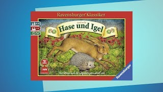 Hase und Igel // Erklärvideo // Spiel des Jahres 1979