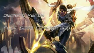 preview picture of video 'League of Legends - Diamond Varus - Full Game Commentary'