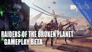 Raiders of the Broken Planet - Dos hora de gameplay