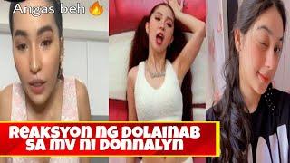 Reaksyon nina Zeinab Harake at Jelai Andres sa MV ni Donnalyn Bartolome na O.M.O