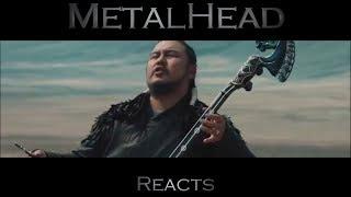 "METALHEAD REACTS to ""Yuve Yuve Yu"" by The Hu"