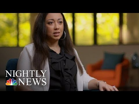NBC Exclusive: Cyntoia Brown-Long's Television Interview Since Her Prison Release | NBC Nightly News