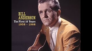 Bill Anderson - Demo Recordings Part 2 (c.1963 to c 1973).
