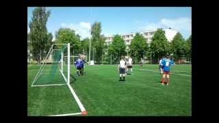preview picture of video 'Haapsalu Harrastajad vs. Virtsu Jalgpalliklubi 10.06.2012'