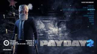 Payday 2 Christmas Song: If It has to be Christmas