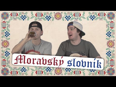 MORAVSKÝ SLOVNÍK | by PeŤan & STN | #01