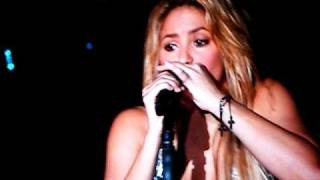 SHAKIRA Gypsy - POP MUSIC FESTIVAL-ELIS