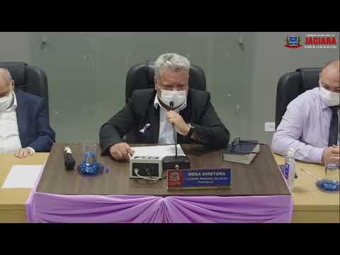 Sessão Ordinária - AO VIVO - 17/08/2021