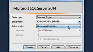 How to Download and Install Microsoft Sql Server 2014 management studio