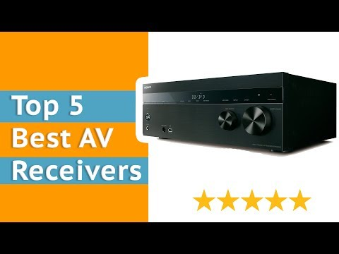 Best AV Receivers 2018: Top 5 Home Theater Receiver Reviews | Affordable AV Receivers