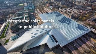 Dutch solar energy sector 2017