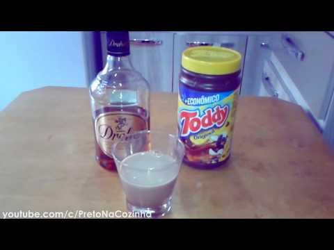 COMO FAZER CHOCONHAQUE (Chocolate + Conhaque) | Preto Na Cozinha