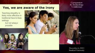Compassion and Technology Conference: Opening and Speakers Part 1