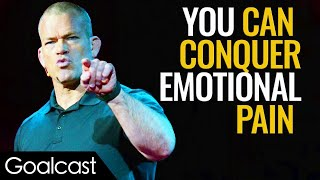 How To Conquer Emotional Pain | Jocko Willink Motivational Speech | Goalcast