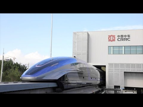 Kineski maglev za 600 km/h