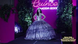 Planning My Quince Fashion Show Collection 2020 Quinceañera Dresses