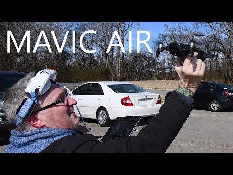 Mavic Air SECRET Off Switch – KEN HERON – Drone Review