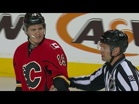 Tkachuk ready to settle the score but Kings decide to pass