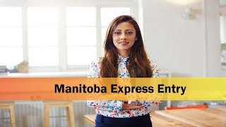 Manitoba Express Entry Easy Way to Move Canada