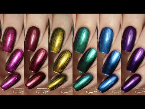 Swatches | Metallux Collection