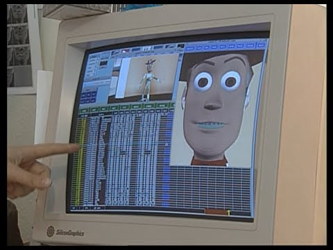 How Are Characters Animated At Pixar? - Toy Story