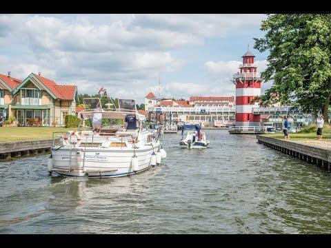 Urlaub mit dem Hausboot in Brandenburg