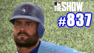 THE REAL REASON I'M NOT IN THE VIDEO GAME! | MLB The Show 20 | Road to the Show #837