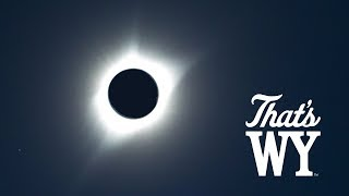 2017 Eclipse Totality - Fort Laramie National Historic Site - Fort Laramie, Wyoming