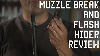 How to Choose the Right Muzzle Brake For You | Flash Hider Review | Tactical Rifleman