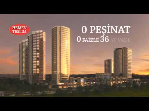 Brandium Ataşehir Videosu